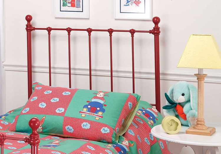 Molly Headboard - Red