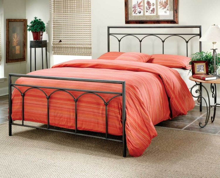 Mckenzie Panel Bed