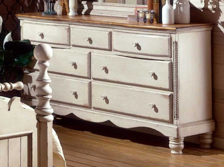 Please note that items included in this set maybe less or more than what is  shown in the picture  Please review and adjust the quantity of the items as. Hillsdale Wilshire Panel Bedroom Set   Antique White 1172573BQR