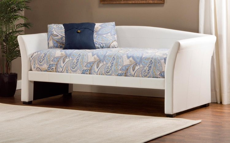 Montgomery Daybed - White PU