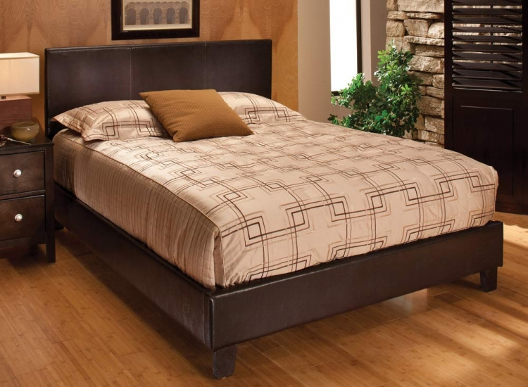 Harbortown Bed - Brown