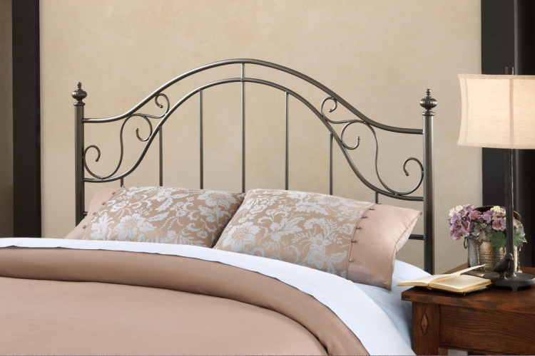 Clayton Headboard - Matte Brown