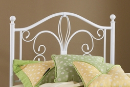 Ruby Headboard - Textured White