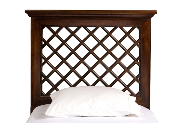 Kuri Headboard - Light Walnut