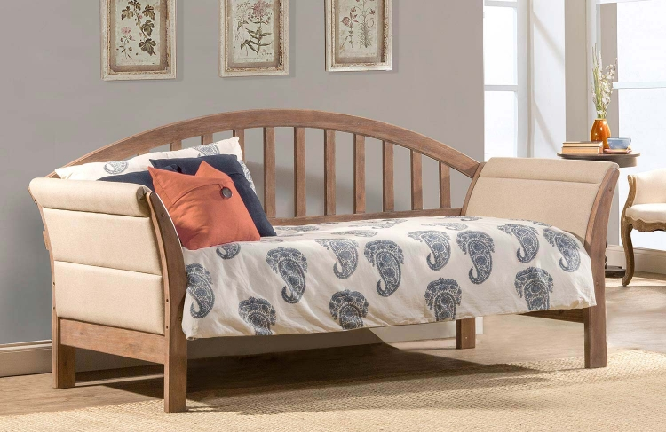 Olenec Daybed - Brushed Pine