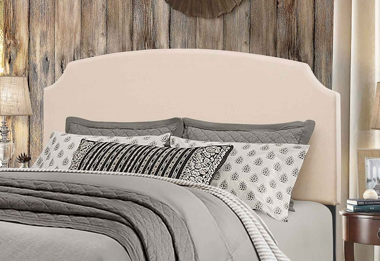 Desi Headboard - Linen Fabric