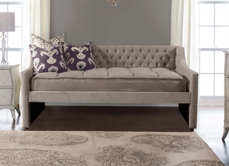Jaylen Daybed - Silver