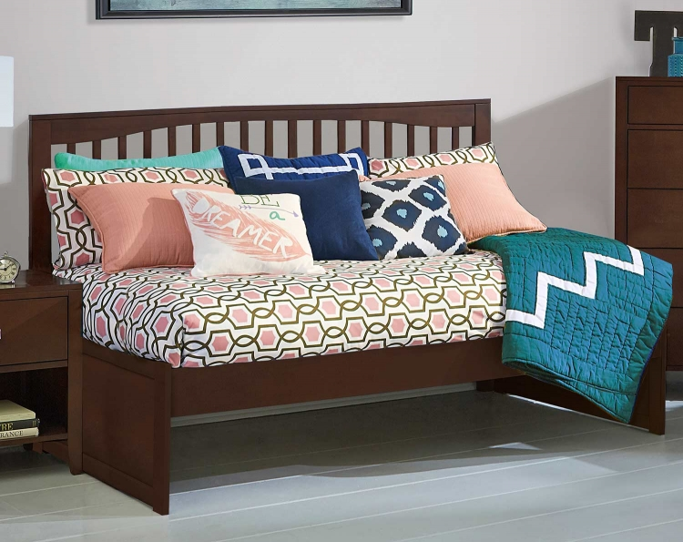 Pulse Mission Twin Daybed - Cherry