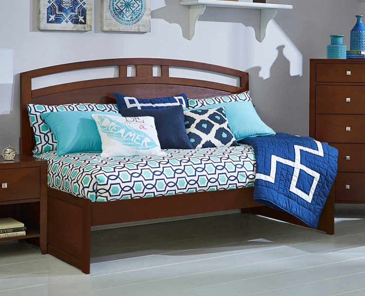 Pulse Arch Twin Daybed - Cherry
