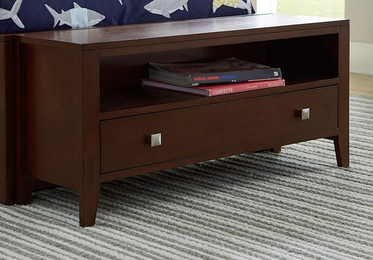 Pulse Dressing Bench - Chocolate