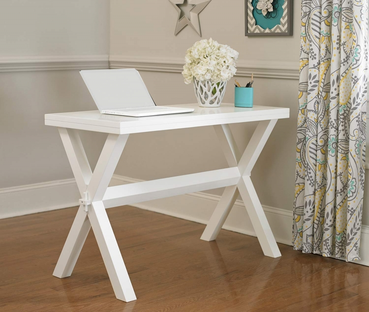 Pulse Desk - White
