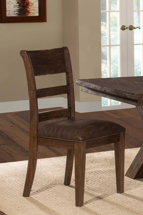 Park Avenue Dining Chair - Walnut