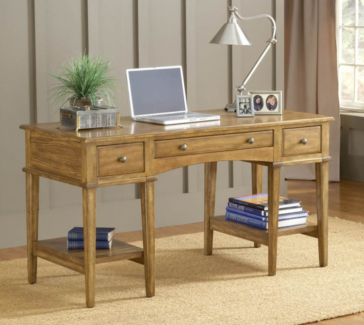 Gresham Desk - Oak