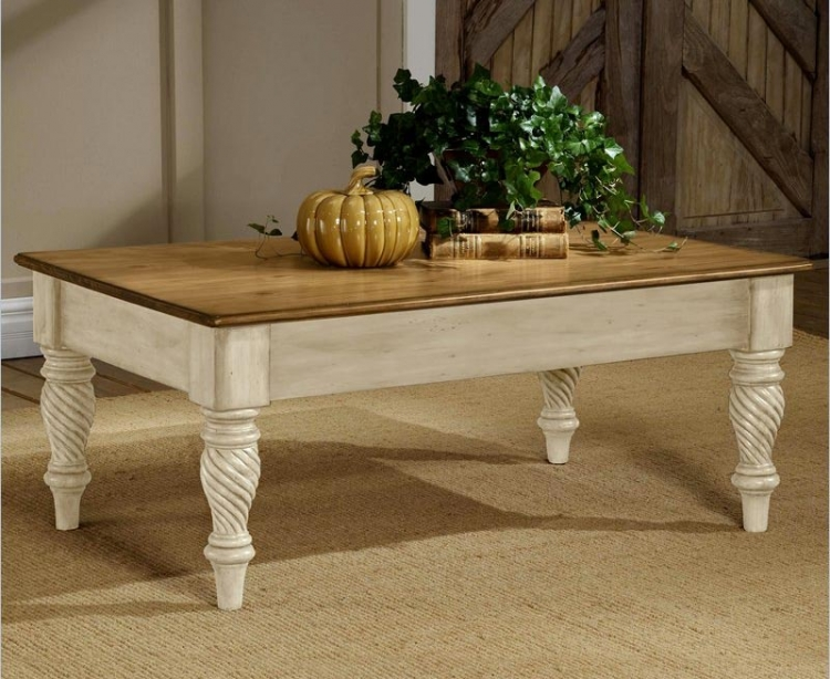 Wilshire Occasional Collection - Antique White