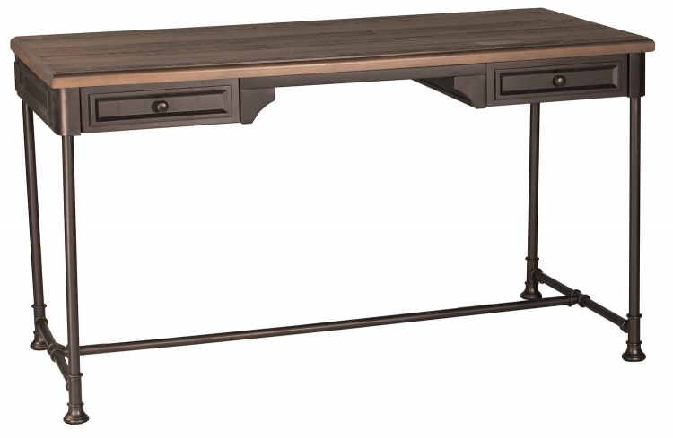 Casselberry Desk/Table - Walnut/Brown