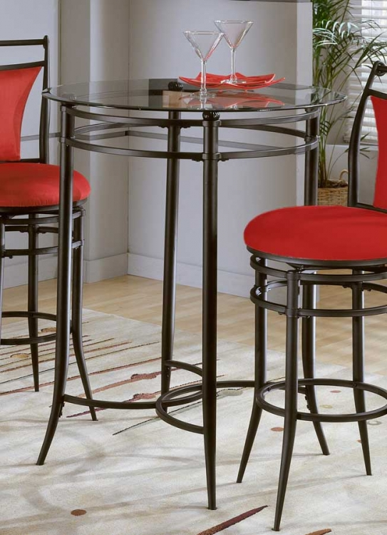 Mix-n-match Bistro Table