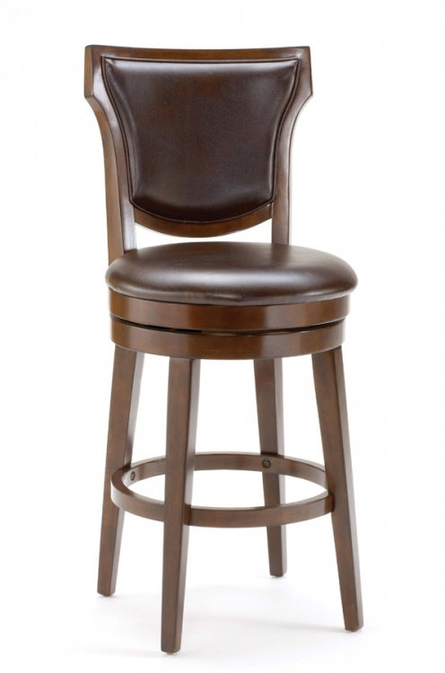 Country Heights Swivel Bar Stool