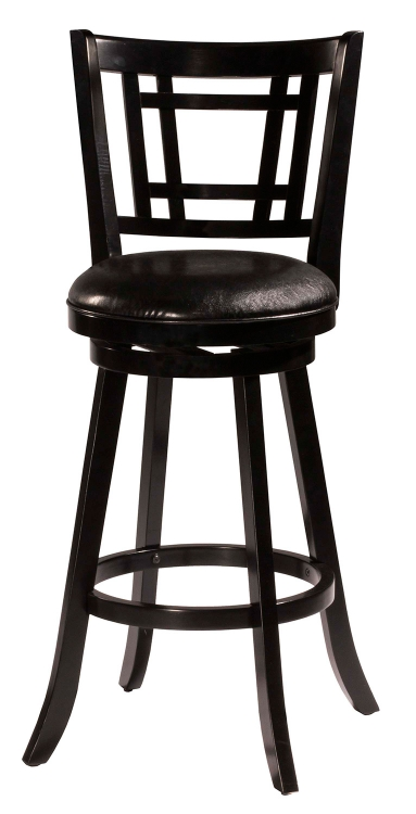 Hillsdale Vetrina Backless Non Swivel Counter Stool
