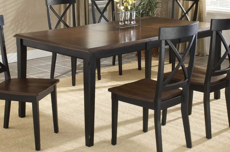 Englewood Rectangle Leg Extension Table