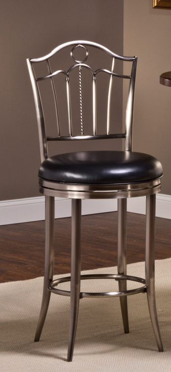 Portland Swivel Bar Stool - Espresso