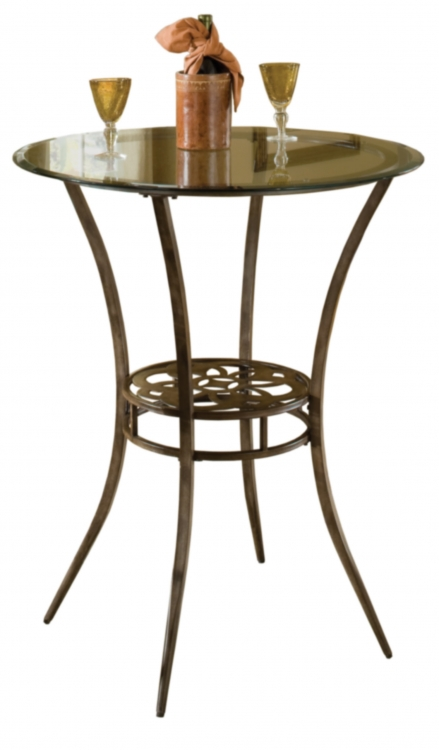 Marsala Bistro Table - Gray