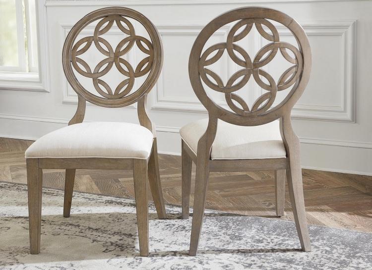 Savona Dining Chair - Vintage Gray