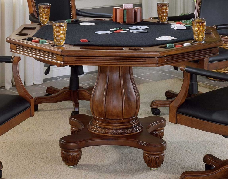 Hillsdale Kingston Game Table Collection Special D6004-SP