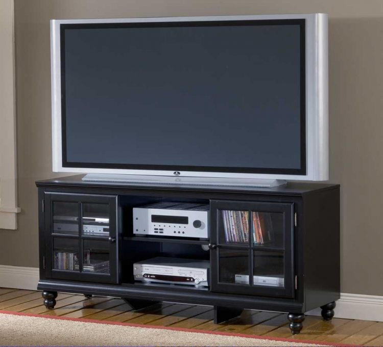 Grand Bay Large Entertainment Console - Black