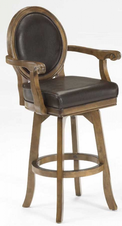 Warrington Swivel Bar Stool