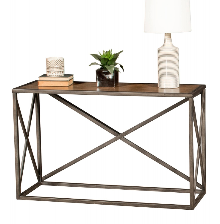 Angora Sofa Table - Brown