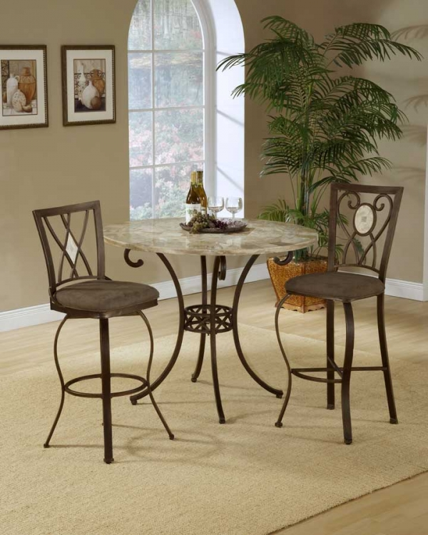 Brookside Counter Height Dining Collection - Diamond Back