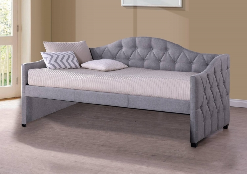Jamie Daybed - Grey Fabric