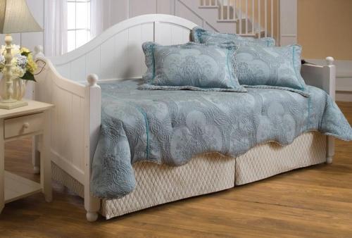 Augusta Day Bed - White