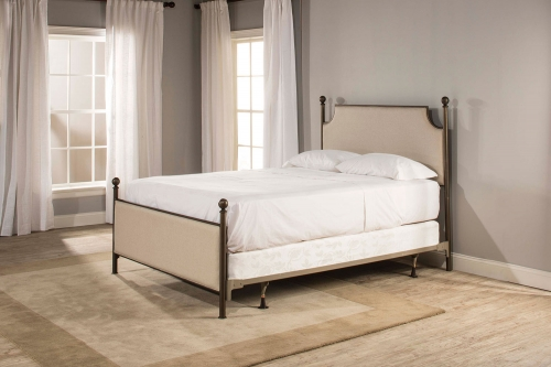 McArthur Bed - Bronze
