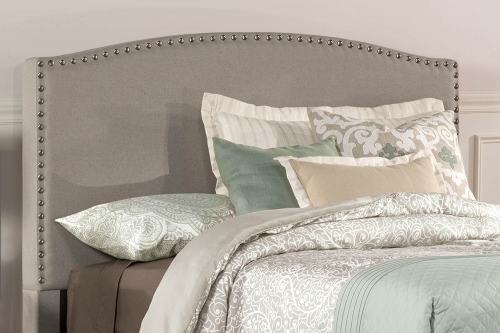Kerstein Headboard - Dove Gray
