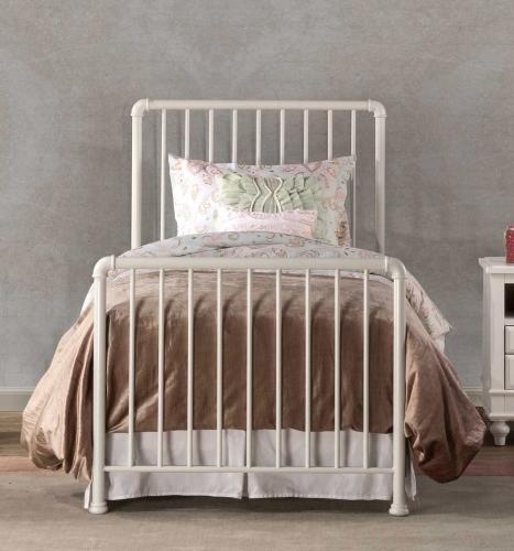 Brandi Bed - White