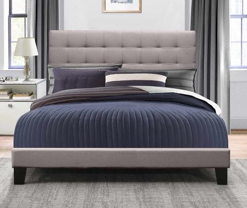 Delaney Bed - Stone