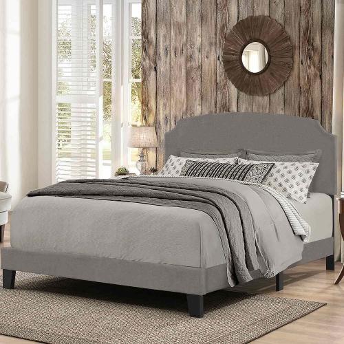 Desi Bed - Stone