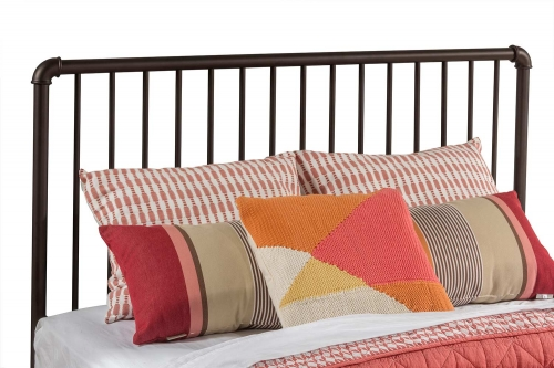 Brandi Headboard - Oiled Bronze