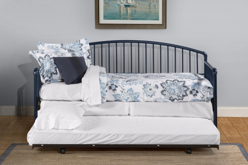 Brandi Daybed with Trundle - Navy