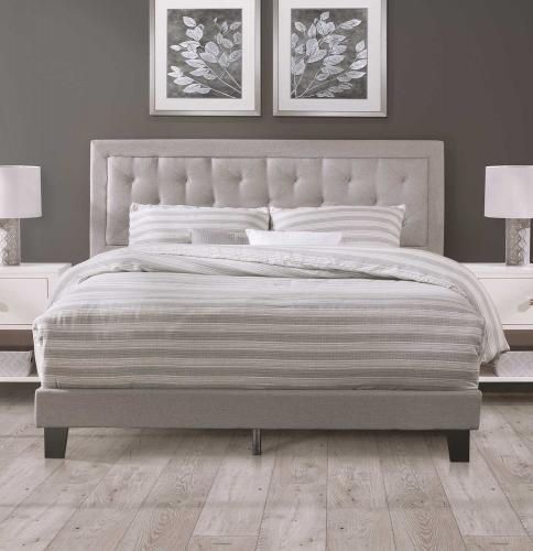 La Croix Bed - Glacier Gray