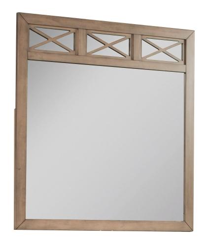 Randall Mirror - Amazing Gray