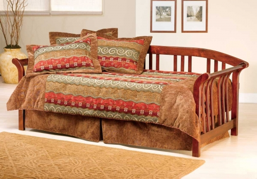 Dorchester Daybed - Brown Cherry