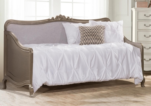 Kensington Elizabeth Daybed - Antique Silver