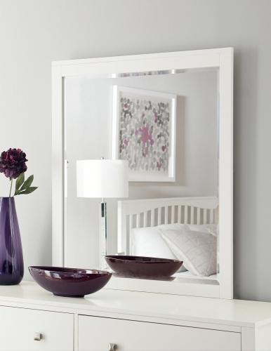 Pulse Mirror - White