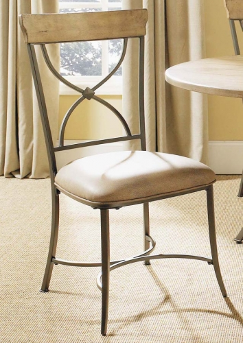 Charleston X-Back Dining Chair