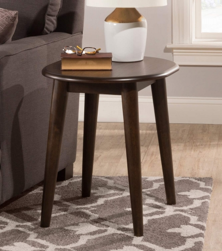 San Marino End Table - Chestnut