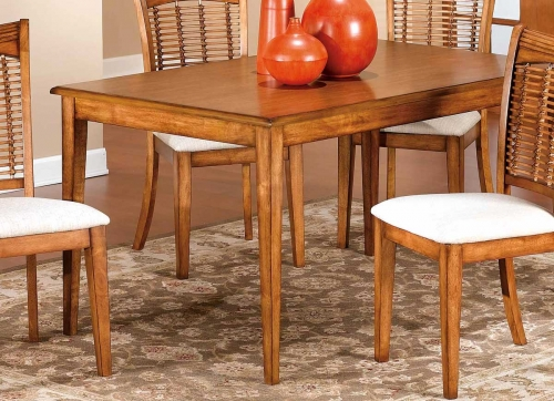 Glenmary - Bayberry Rectangle Table - Oak