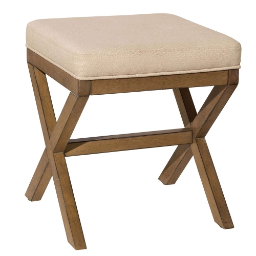 Somerset Vanity Bench - Driftwood