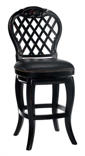 Braxton Wood Bar Stool